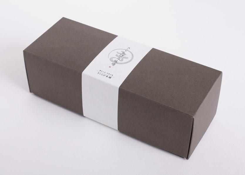 きくらげ商品のパッケージデザイン
