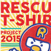 RESCUE T SHIRT 2015